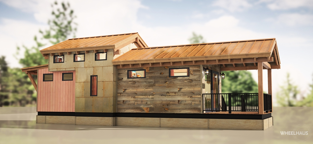 Caboose Park Model Trailer | Wheelhaus - Luxury Rolling Cabins on caboose home plans, bobber caboose model plans, caboose interior plans, caboose construction plans, caboose diy plans, caboose cabin plans, caboose shed plans,