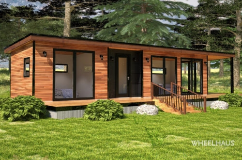 wheelhaus tiny houses modular prefab homes and cabins. Black Bedroom Furniture Sets. Home Design Ideas