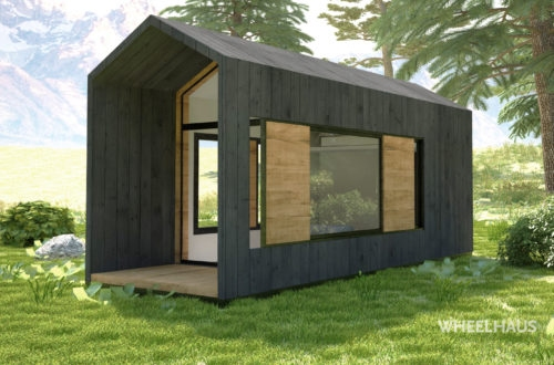 Portable Prefab Homes wheelhaus | tiny houses - modular prefab homes and cabins