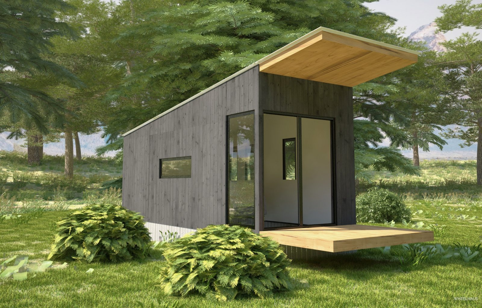 camp haus wedge wheelhaus. Black Bedroom Furniture Sets. Home Design Ideas