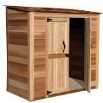 outdoor storage for tiny homes